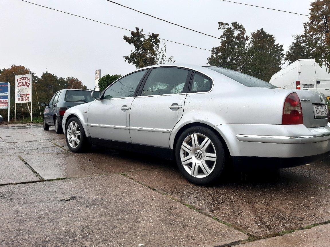 Vw Passat B5 5 215 55 R17 Volkswagen Passat Forum