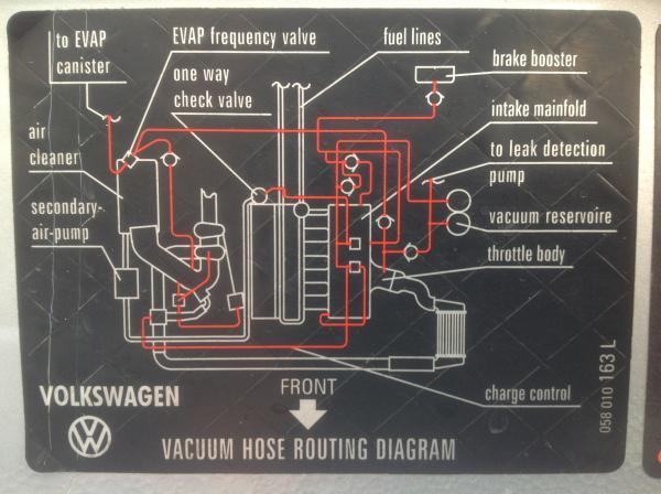 2002 Awm 1 8t Vacuum Hose Routing Diagram Volkswagen Passat Forum