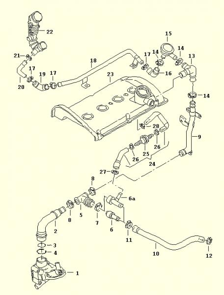 [SCHEMATICS_4JK]  2003 Vw Passat Engine Diagram - Wiring Diagrams | Vw Engine Diagram |  | karox.fr