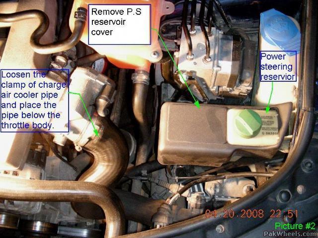 Power Steering Fluid Flush ***DIY*** | Volkswagen Passat Forum