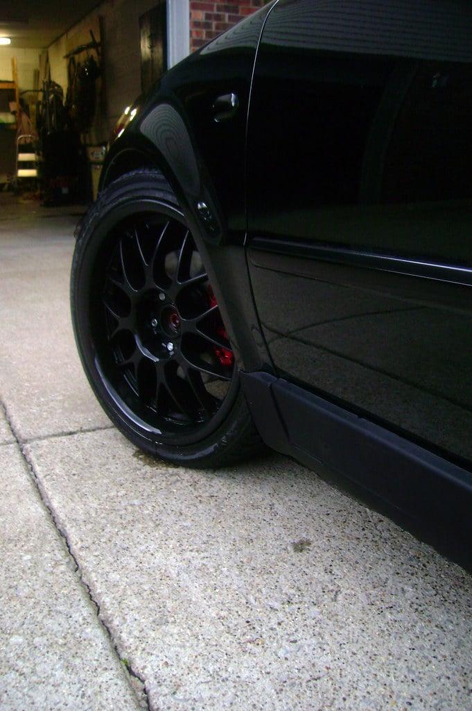 Black Rub Strips?   Volkswagen Passat Forum