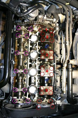 How To: Replace 1 8t cam chain tensioner | Volkswagen Passat