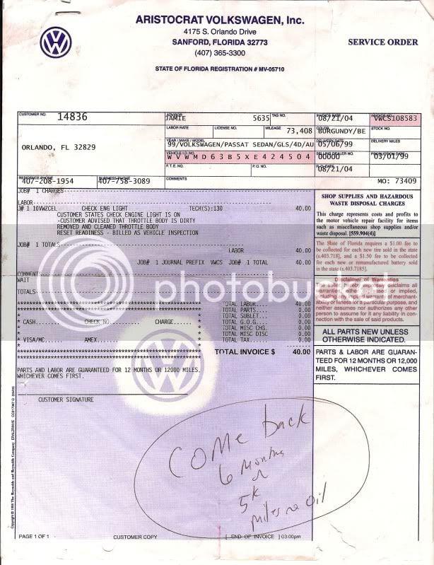 Throttle Body and MAF Cleaning  | Volkswagen Passat Forum