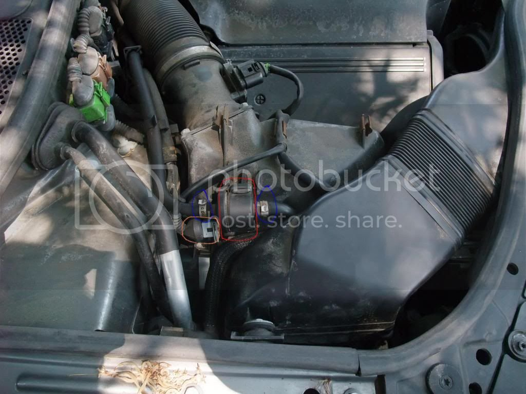 Write-up: How to clean purge valve on B5 V6 (with pics