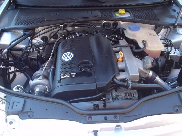 big turbo setups    Volkswagen Passat Forum