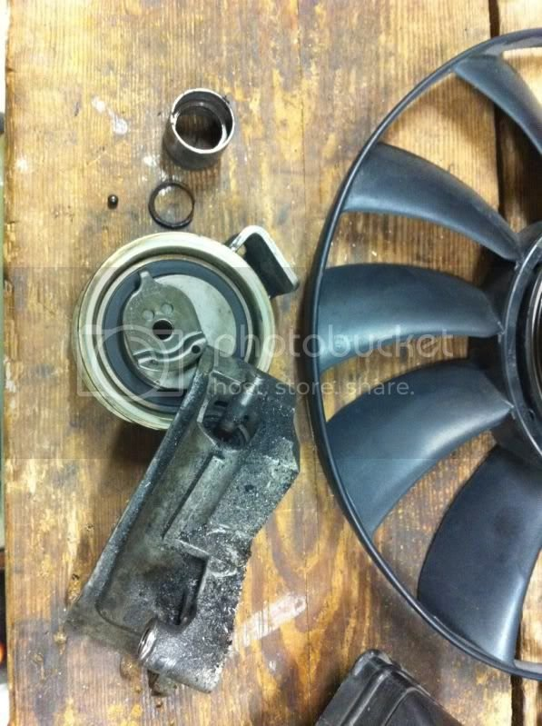 Rattling noise - Cam Chain Tensioner or Timing Belt
