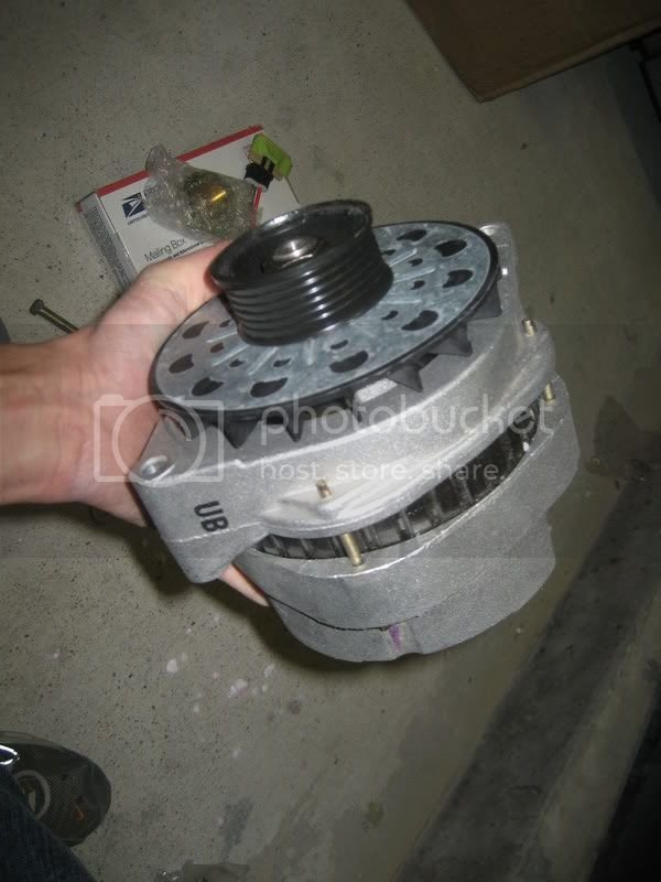 190 Amp Alternator For 1 8t And 2 0t